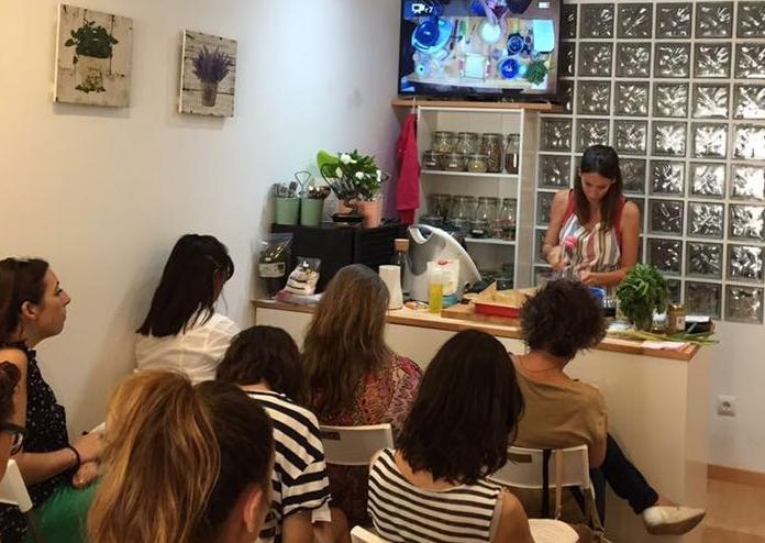 Escuela de cocina sana curso cocina consciente centro - Escuela de cocina vegetariana ...